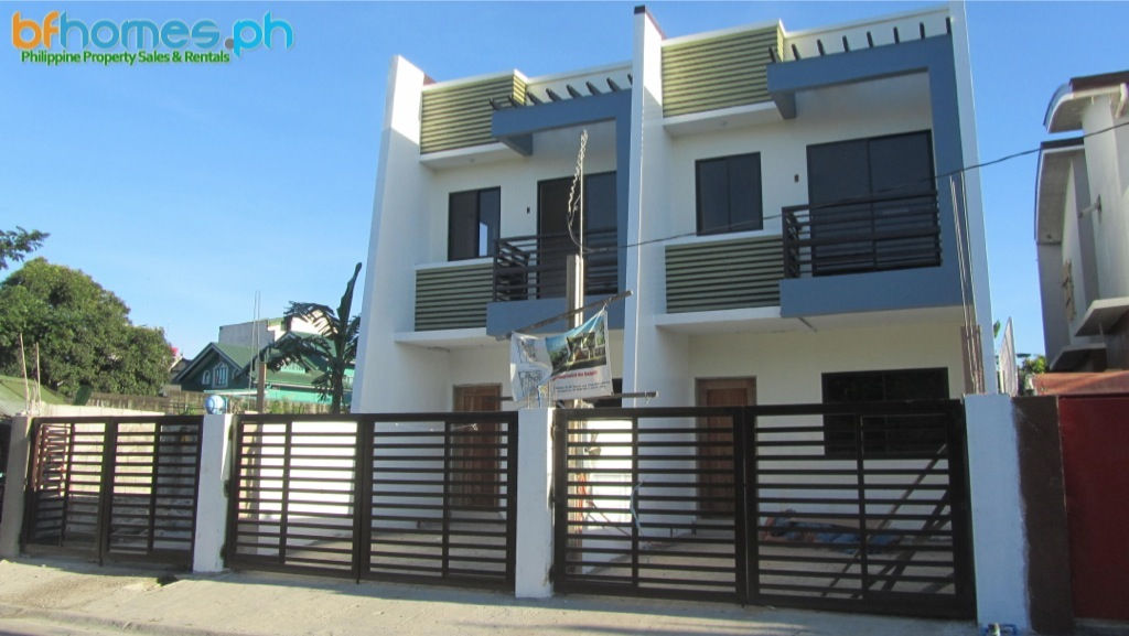 Brandnew Duplex for Sale in Las Pinas BF Resort.