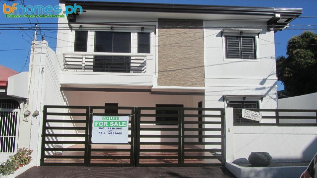 BF Resort Brandnew 2-story House for Sale.