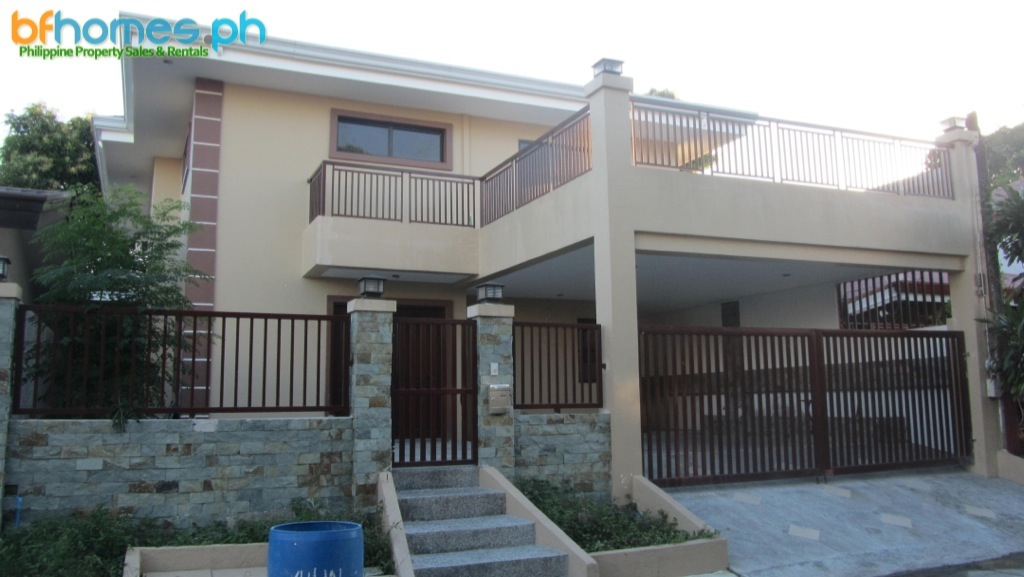 Brandnew 2-Story House for Sale in BF Homes Pque..
