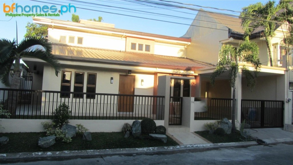 Newly Built Bungalow for Sale in the Hearth of BF Homes Paranaque.