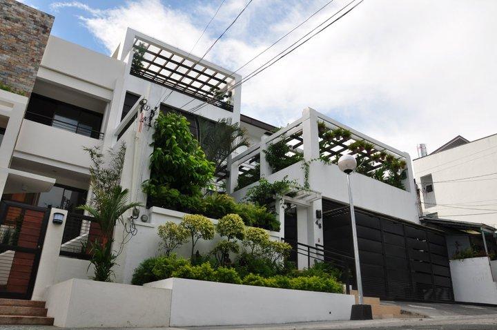 3 Storey Zen Type House