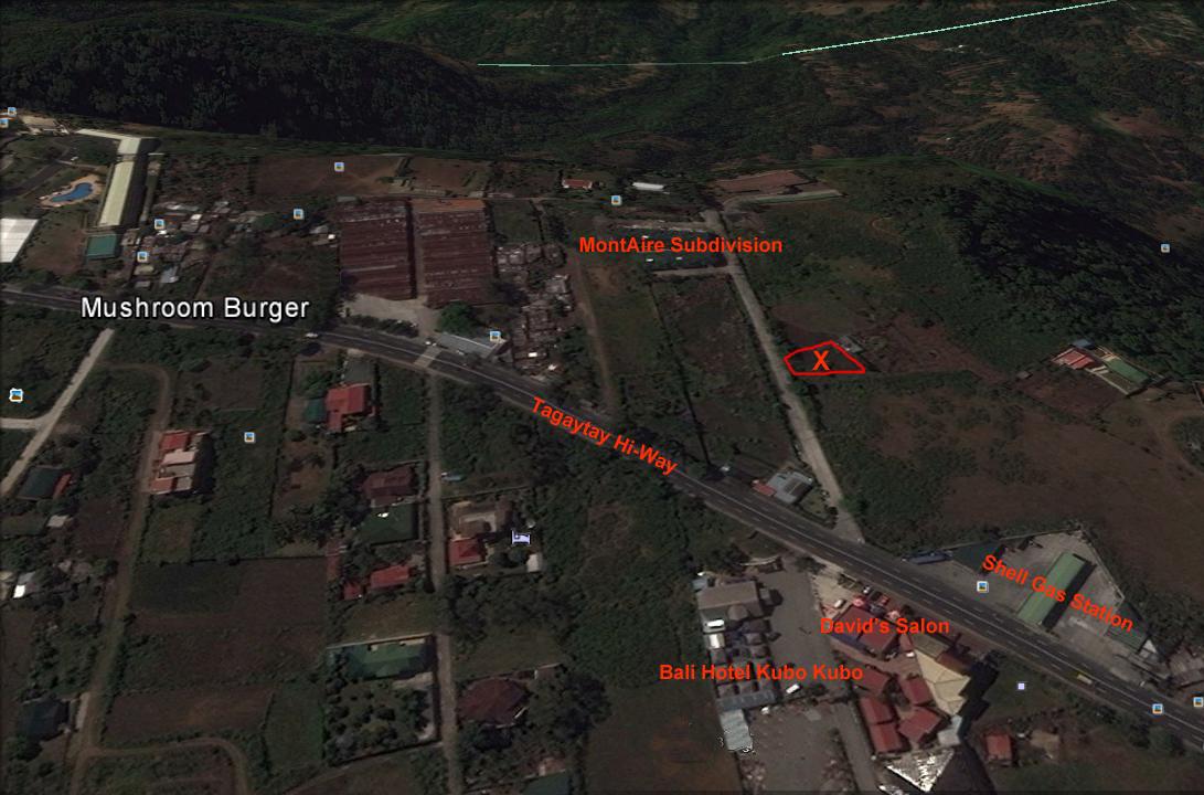 Tagaytay Lot