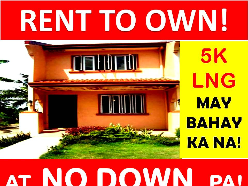 IMUS CAVITE PHILIPPINES RENT TO OWN: House