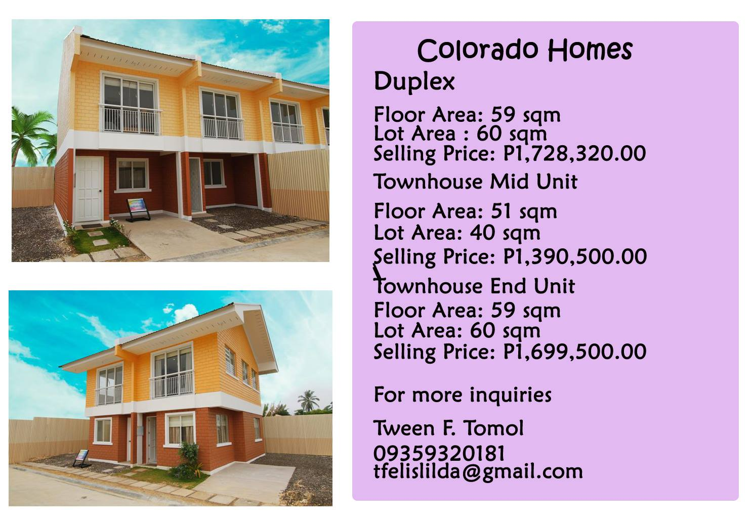 FOR SALE: Apartment / Condo / Townhouse Bohol > Other areas 7