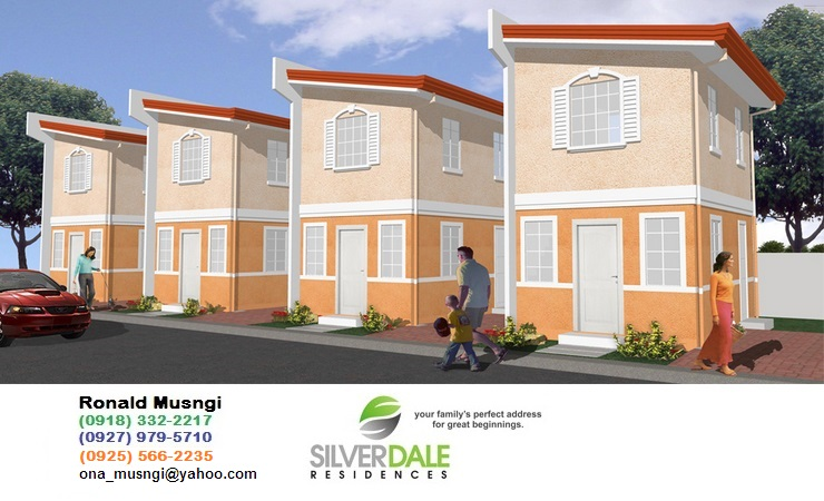 Chelsea Model of SILVERDALE Residences by Prominence 2BR House & Lot Baliuag Bulacan near flyover