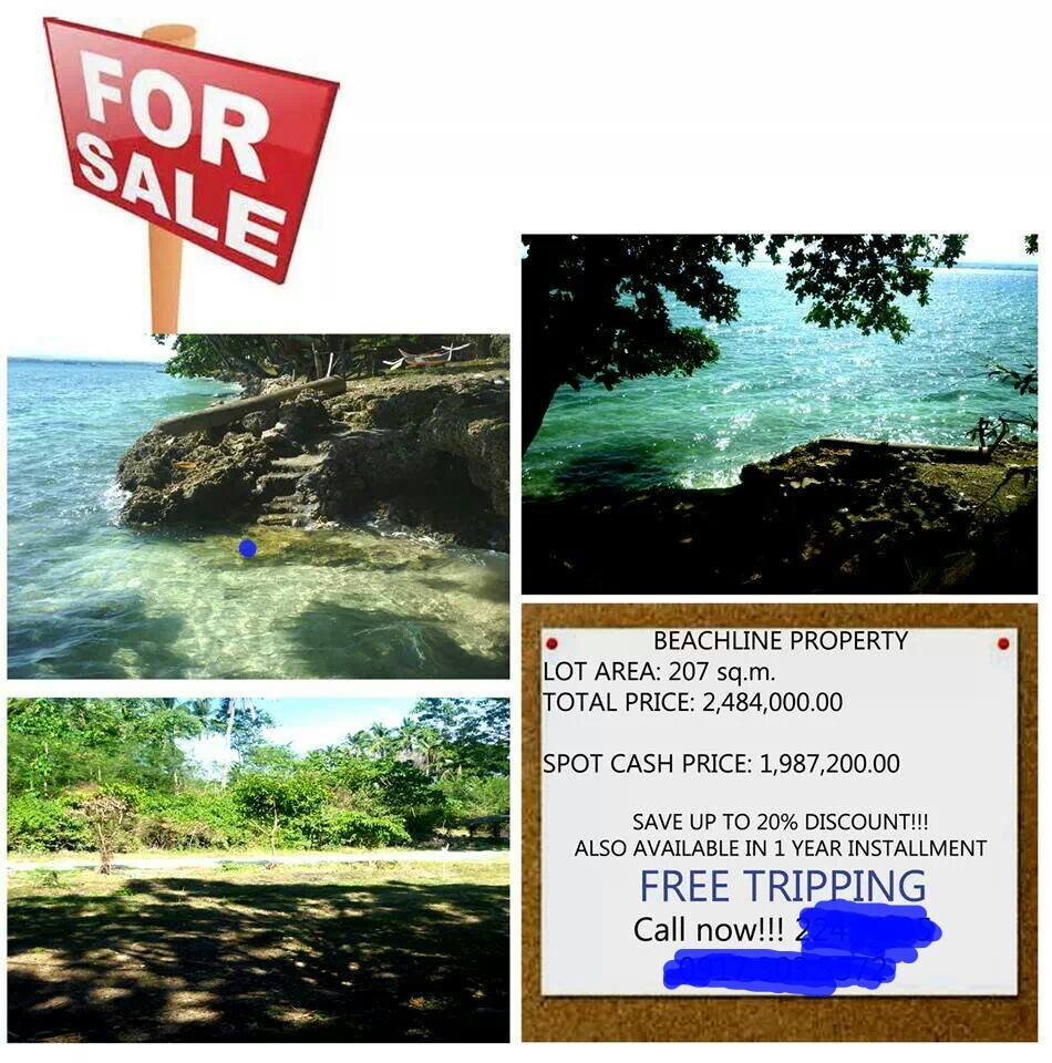 FOR SALE: Apartment / Condo / Townhouse Davao del Sur > Samal