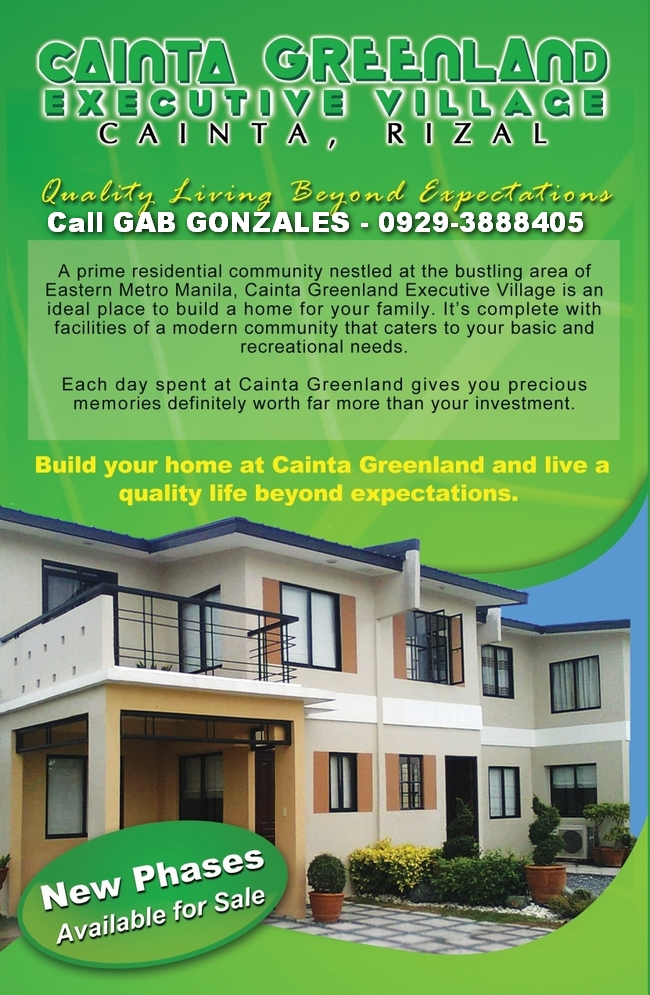 FOR SALE: Lot / Land / Farm Rizal > Cainta 0