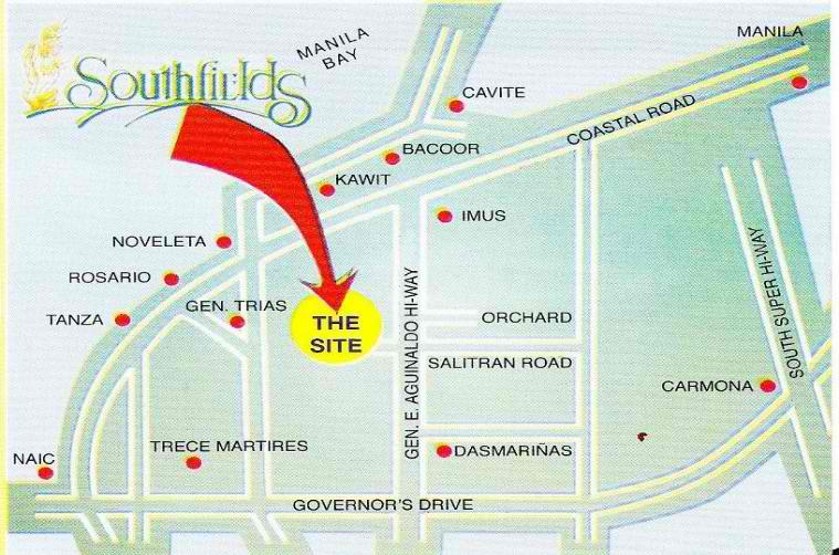 FOR SALE: Lot / Land / Farm Cavite > Dasmarinas 8