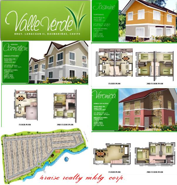 FOR SALE: Apartment / Condo / Townhouse Cavite > Dasmarinas 6