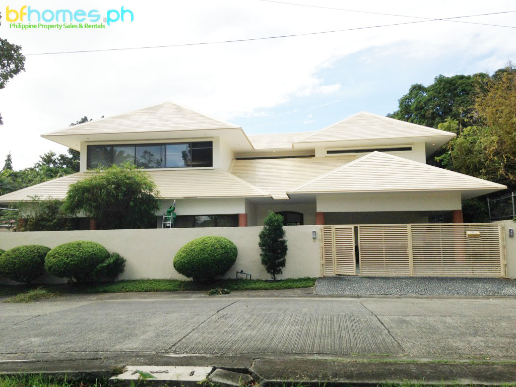 Newly Renovated 3 Bedroom House for Rent in Ayala Alabang Village.