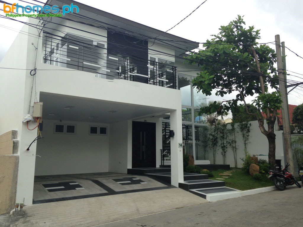 Tahanan Village Newly Build House for Sale.