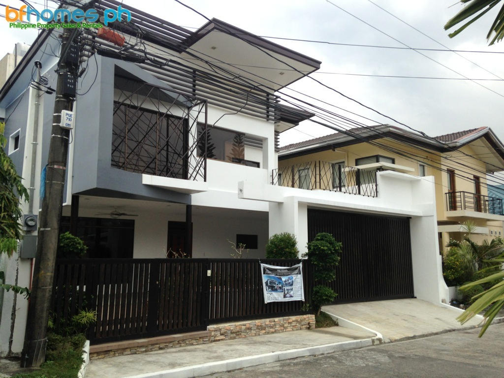 Brandnew 2 Story House in Tahanan Village Paranaque.