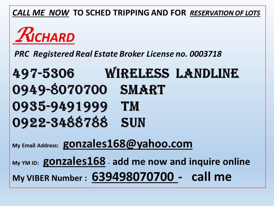 FOR SALE: Lot / Land / Farm Cavite 11