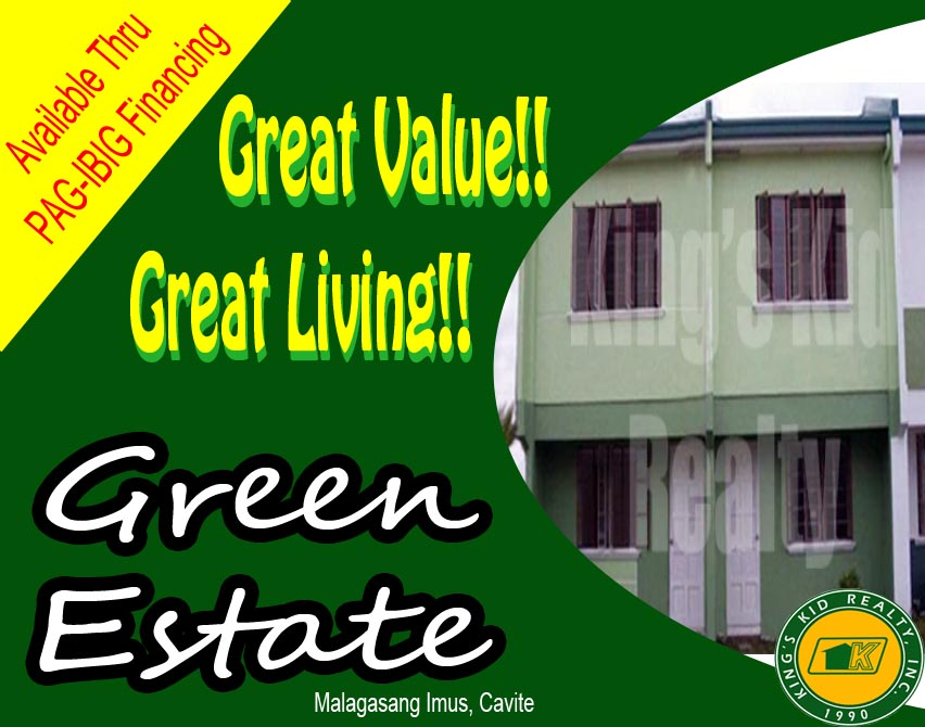 Green Estate Phase 3