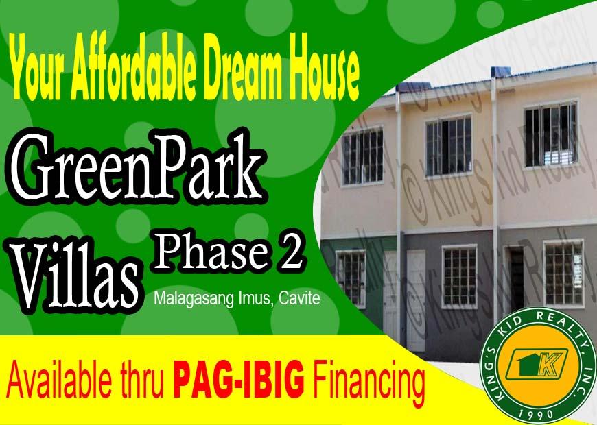 Greenpark Villas 2