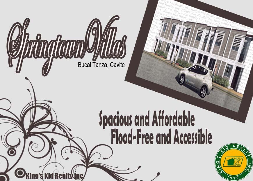 Springtown Villas