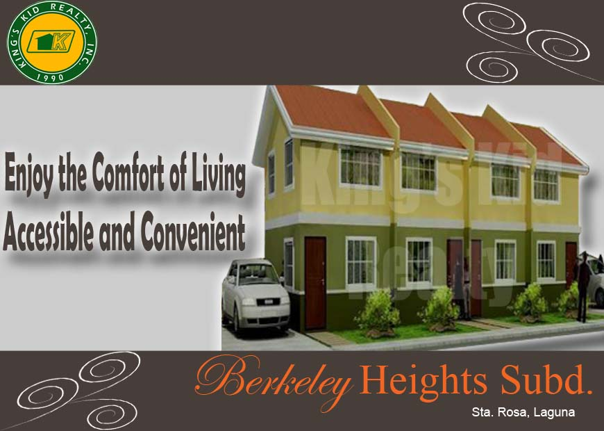 Berkeley Heights Phase 2