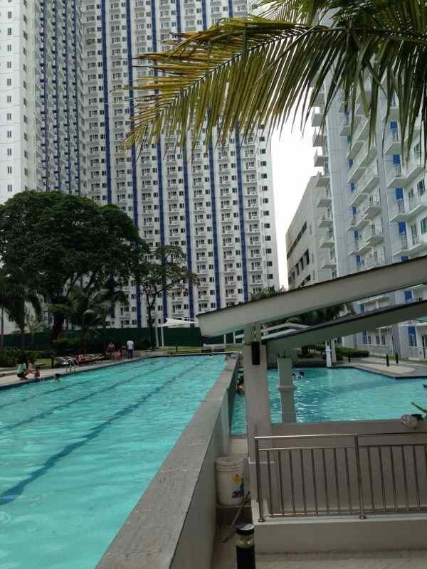 Grass Lap Pool