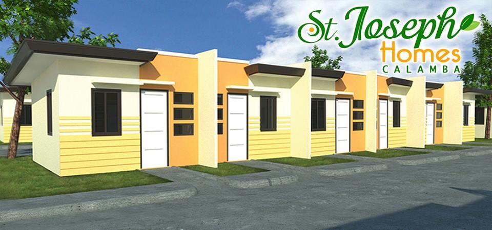 St. Joseph Homes Calamba Alyana Row House