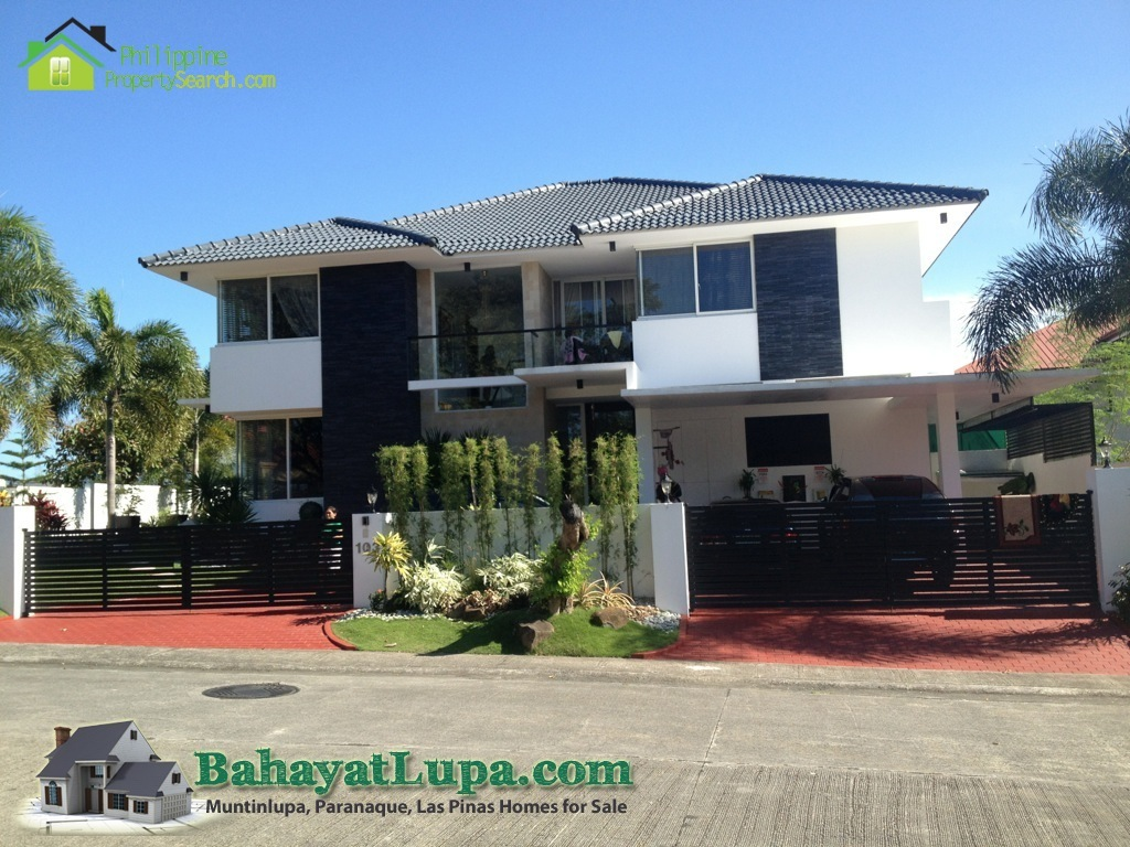 "For Sale, Fully Furnished House in Ayala Southvale ""BEST BUY"""