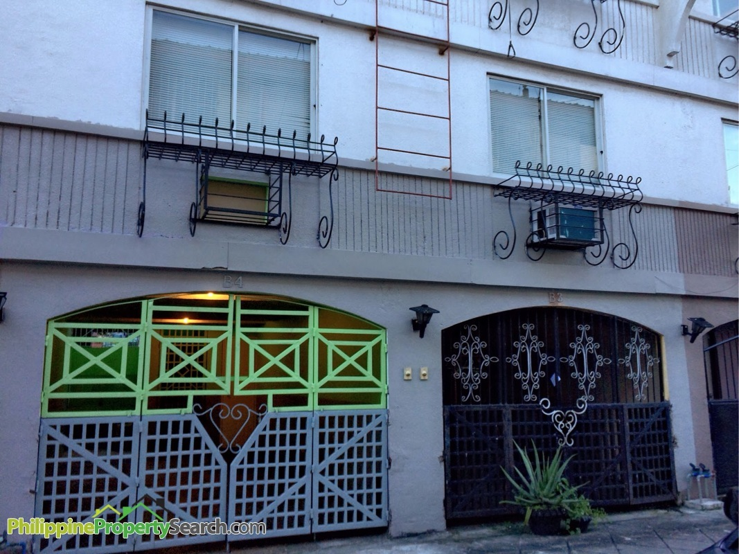For Sale: Ready For Occupancy Townhouse at Dona Segundina Townhomes – along National Road, Putatan Muntinlupa City.