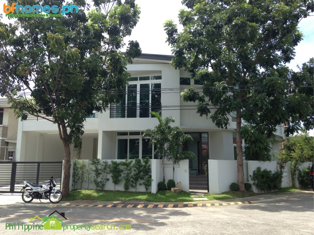 Alabang 400 Brandnew Corner Modern House for Sale
