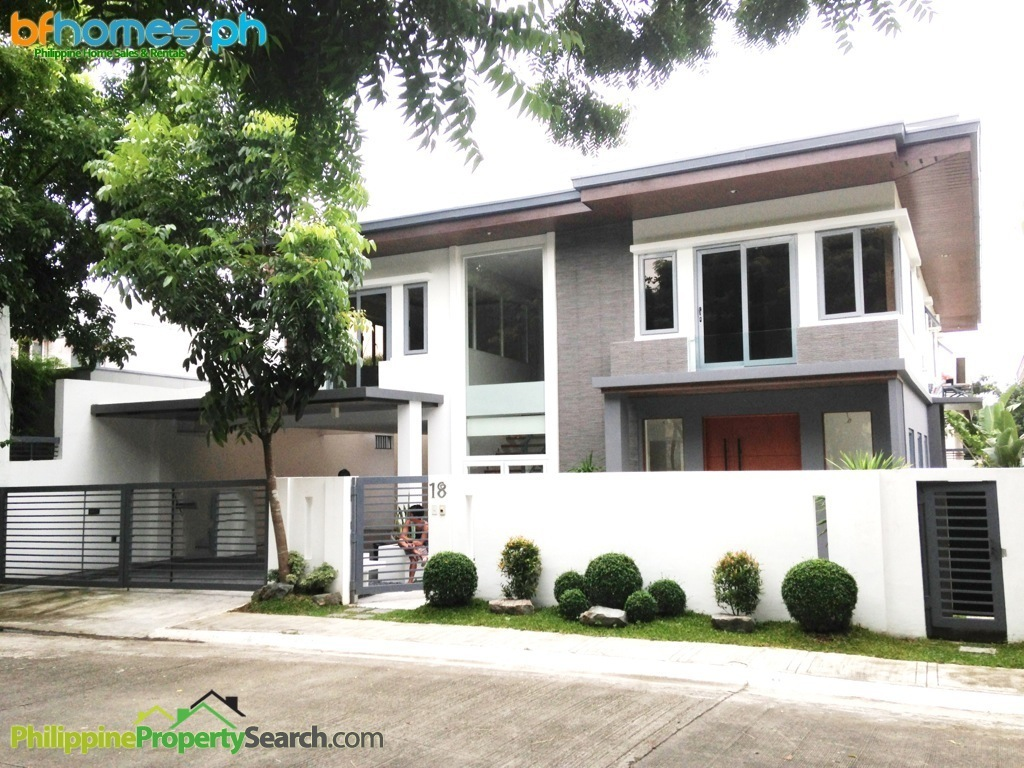 Hillsborough Village, Alabang Brandnew house for Sale