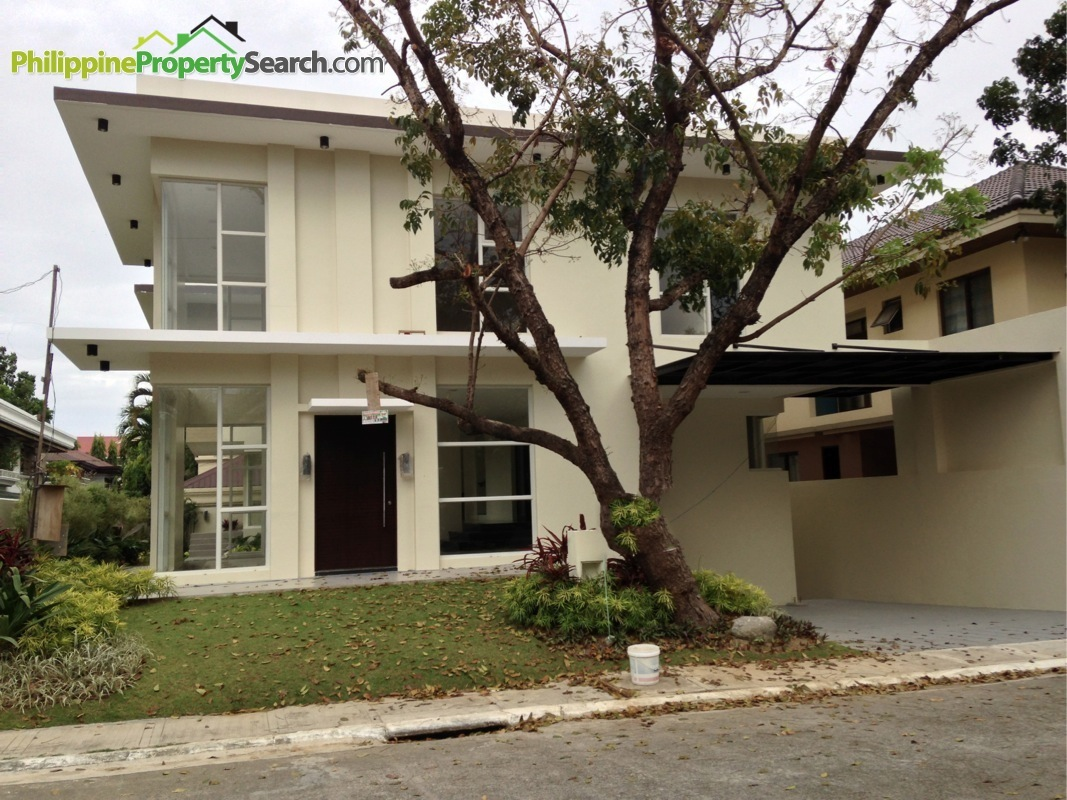 Brandnew Modern Design House for Sale in Hillsborough Village Alabang