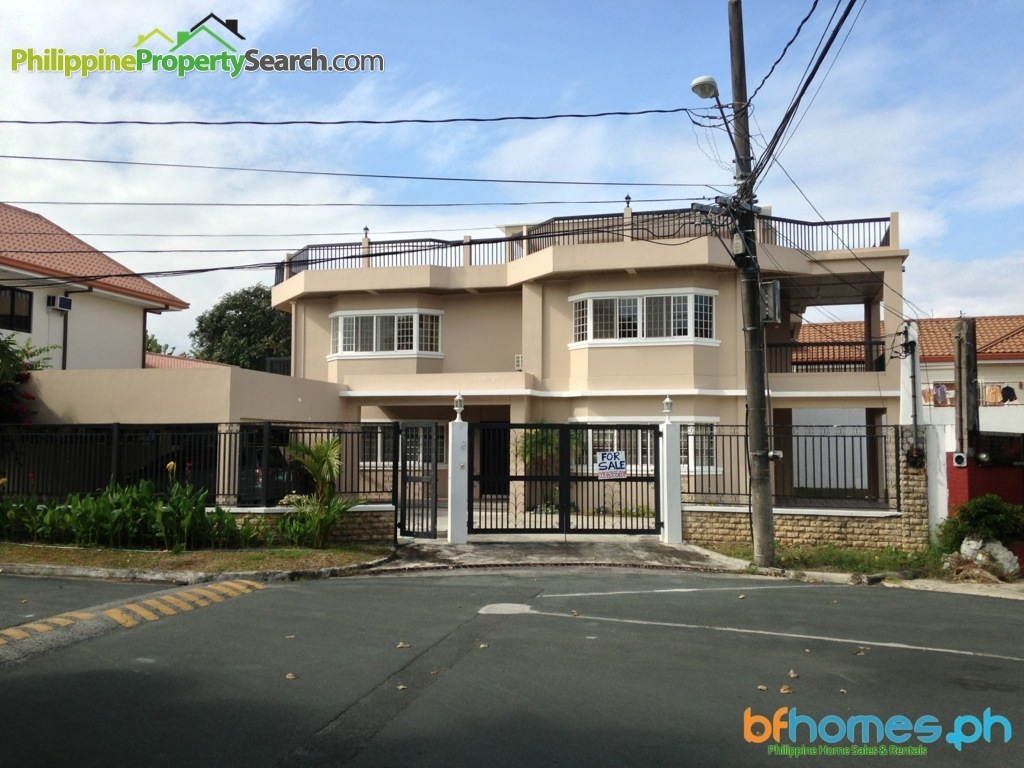 Alabang Hills Newly Renovated Semi Furnished House for Sale