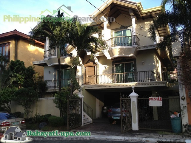 Well Maintained 4 Bedroom House in Hillsborough Muntinlupa Philippines