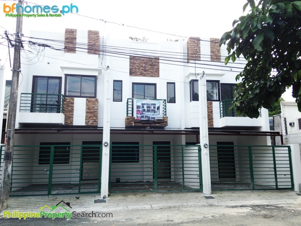 Brandnew 2 Story Triplex House for Sale in Greenheights Paranaque City