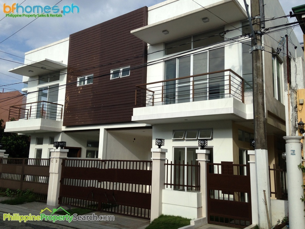 Brandnew 2 Story House for Sale in Better Living Paranaque