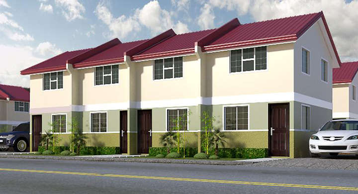 2-Storey Townhouse