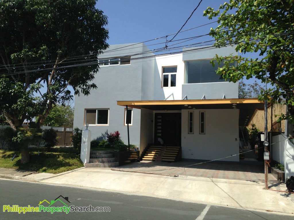 Alabang Hills 2story Brand new House for Sale