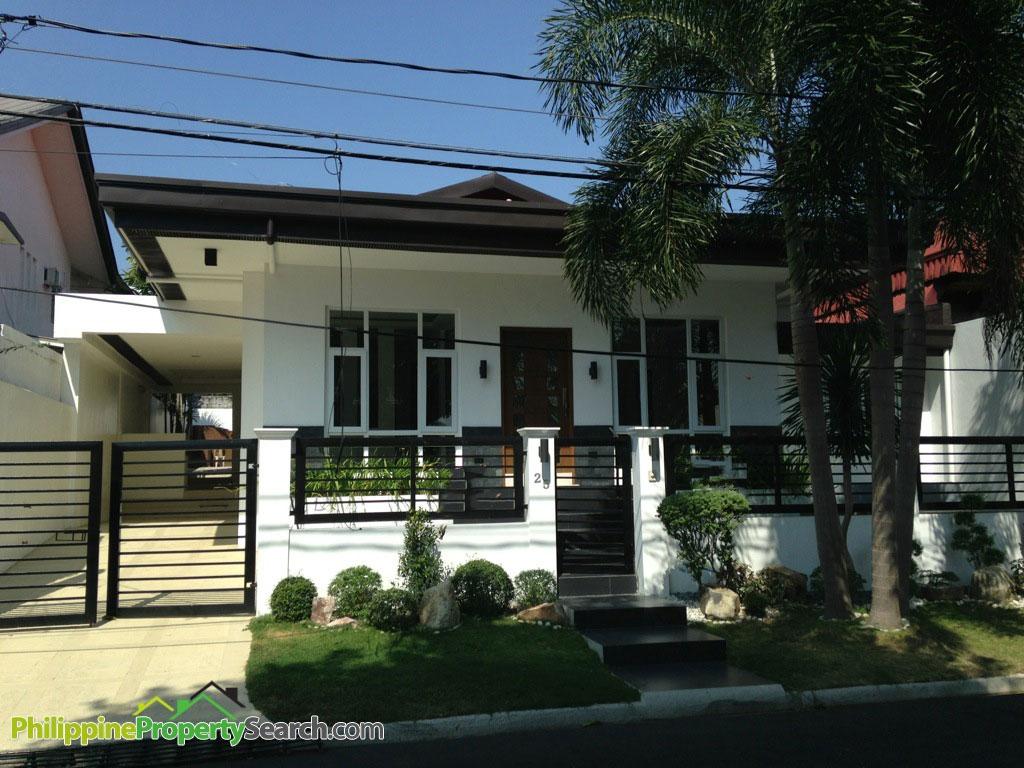 Fully Renovated Modern Asian Home in Alabang Hills Village Muntinlupa