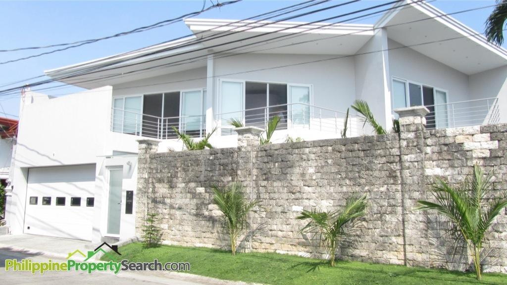 European Standard Newly Built Modern House for Sale in BF Paranaque