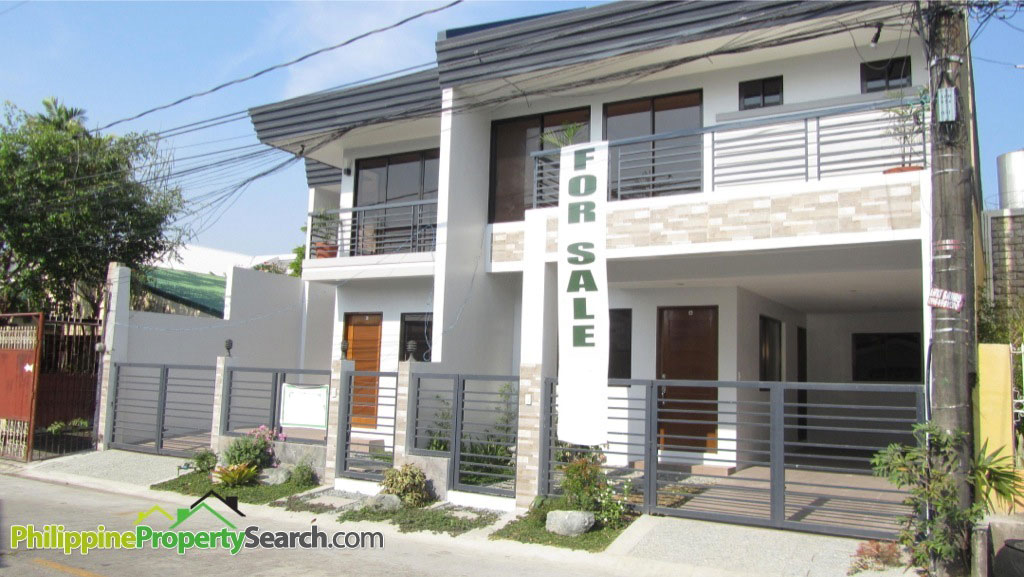 Brand New 2story Duplex for Sale in BF Homes Paranaque