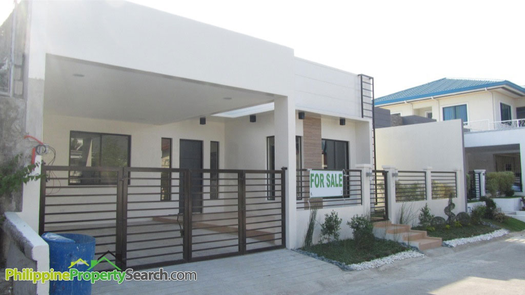 Brand New 4BR Bungalow for Sale