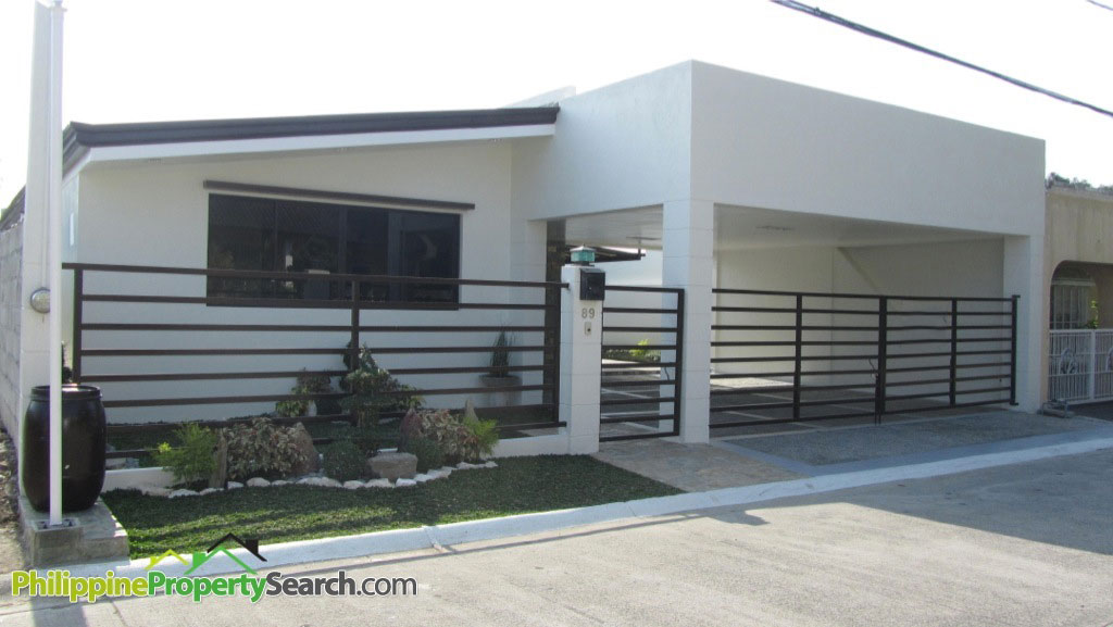Renovated 3BR Bungalow in BF Homes
