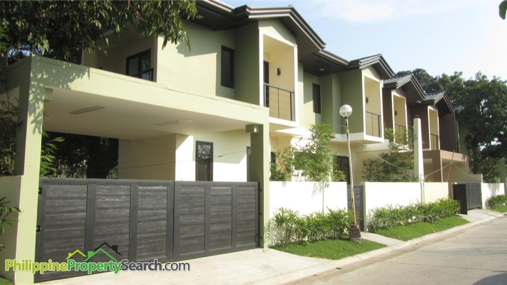 Newly Built 5BR Townhouse for Sale in BF Paranaque