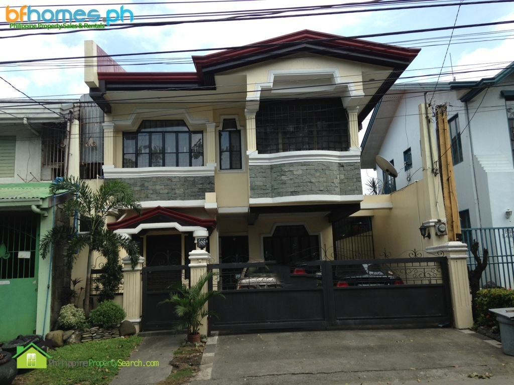 Properly Maintained 2-story Homes for Sale in BF Homes Las Pinas