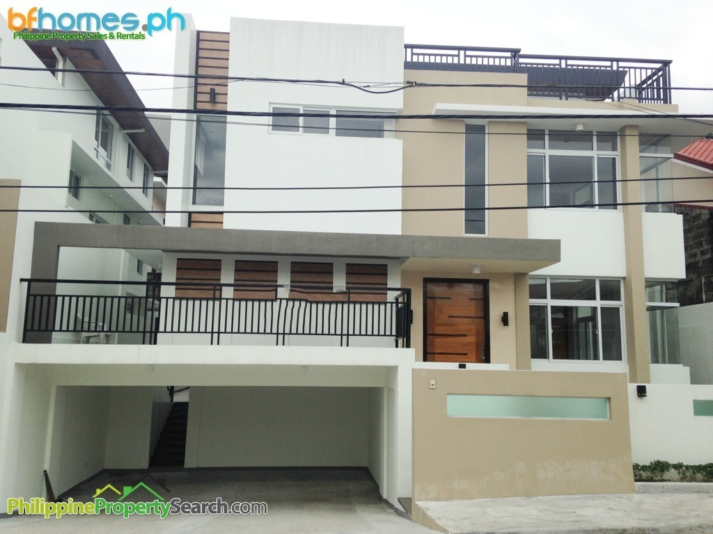 3-Story Brandnew House for Sale in Tahanan Village Paranaque