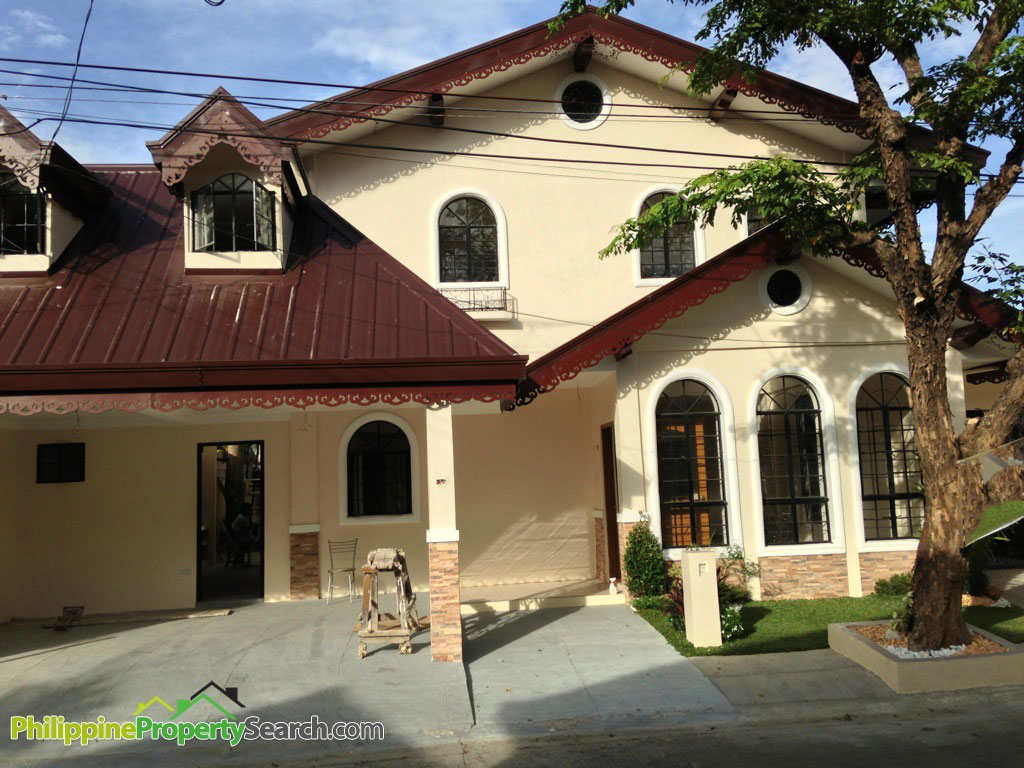 BF Newly Built 2 Storey Homes for Sale