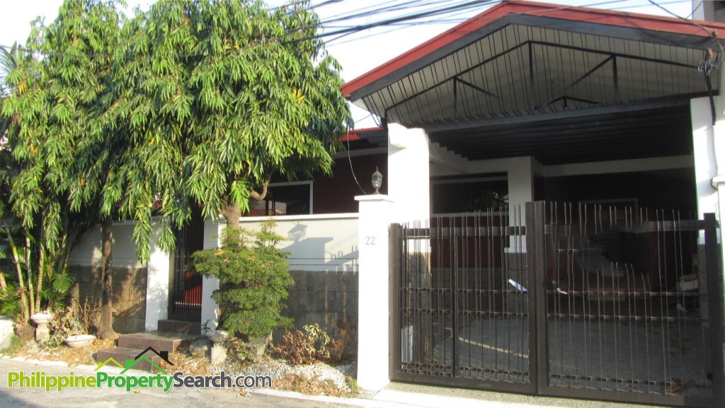 BF Homes Single-detached Bungalow House for Sale