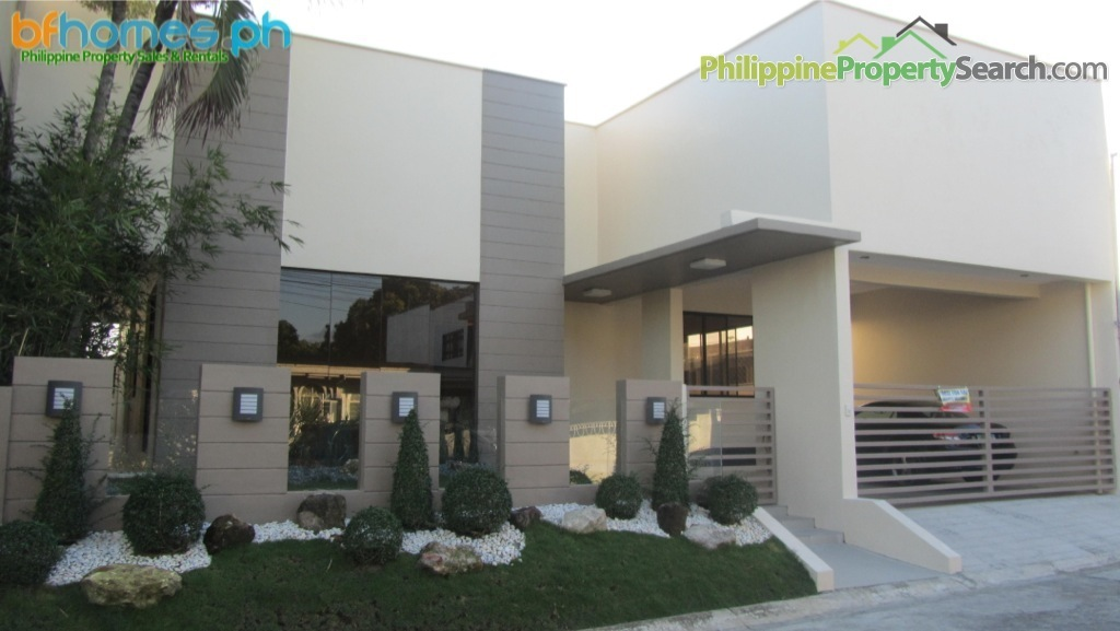 Newly Renovated Modern Bungalow in BF Homes Paranaque