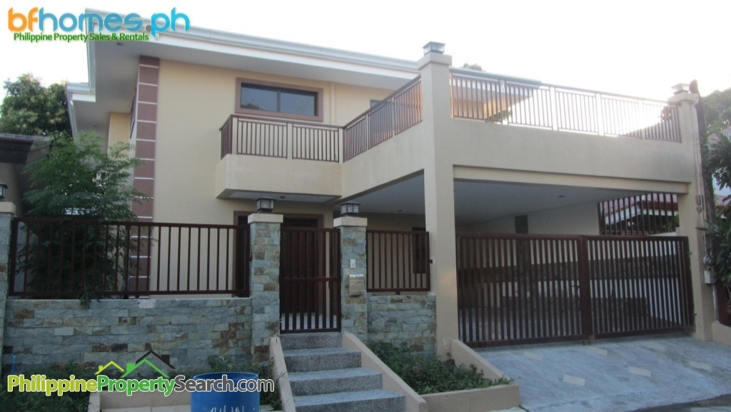 Brandnew 2-Story House for Sale in BF Homes Pque.