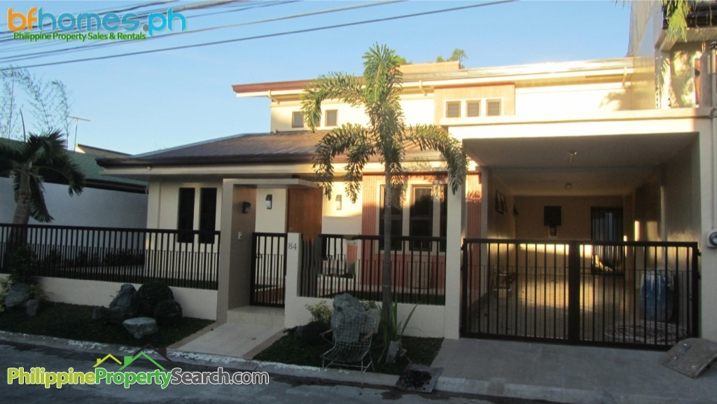 Newly Built Bungalow for Sale in the Hearth of BF Homes Paranaque