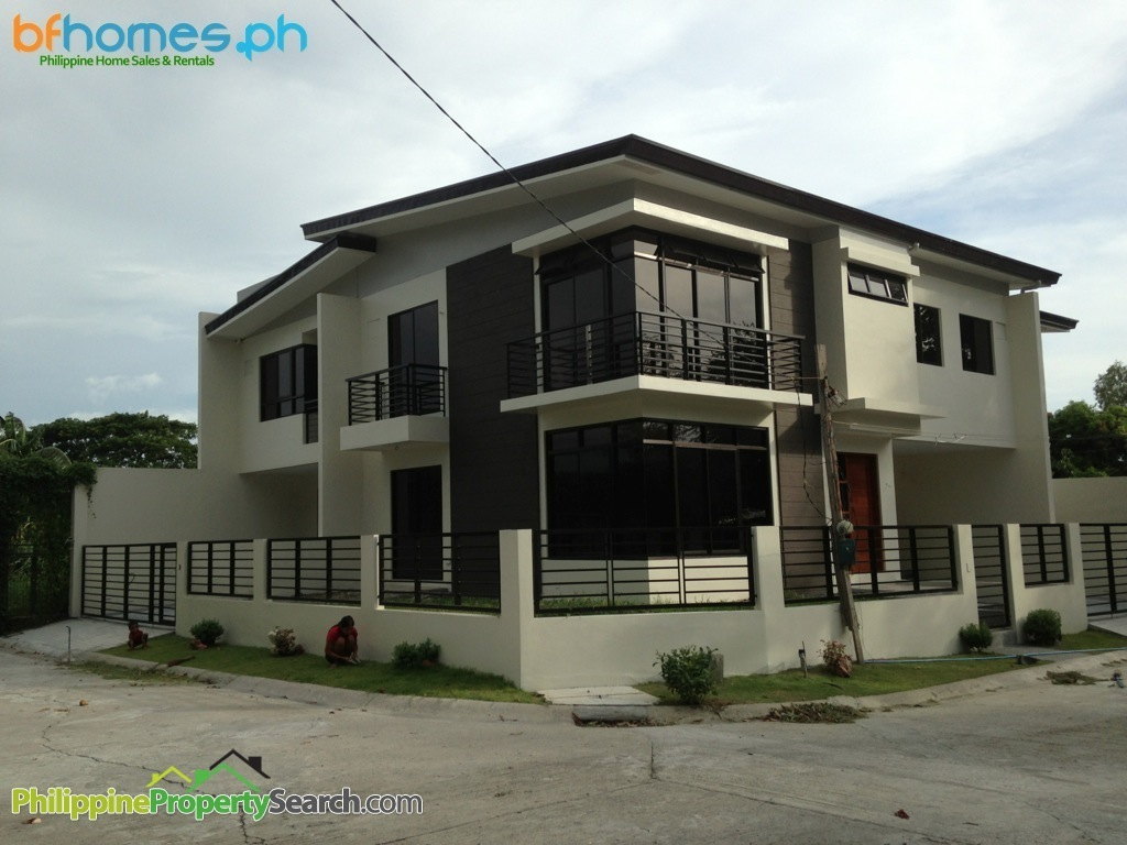 Brand New Corner Lot Duplex Units for Sale in BF Homes