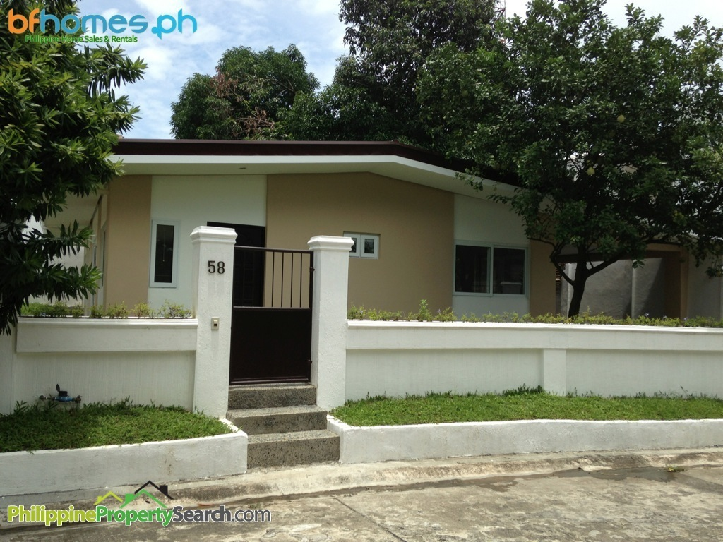 Renovated Bungalow House for Sale with BF Homes Paranaque