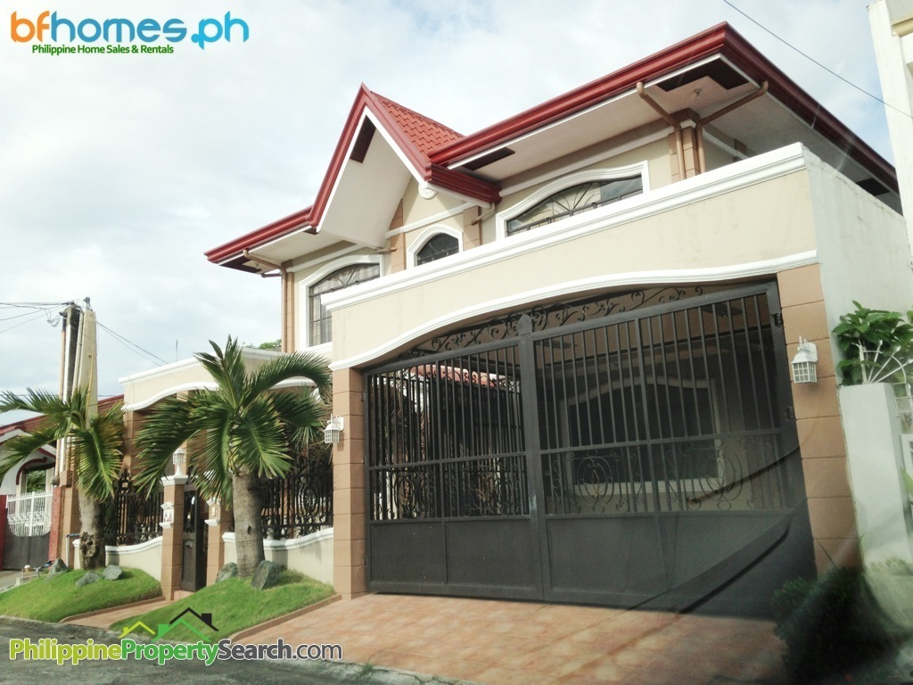 BF Homes 2 Story House for Sale